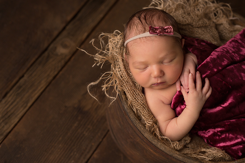 baby-girl-pink-wood-newborn-1