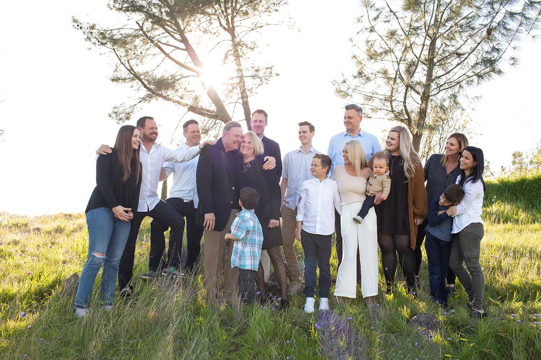 extended family derksen photography